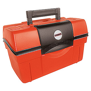 TOOLBOX 16-25 ROT/SCHWARZ 410X240X250mm WISENT