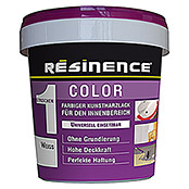 Résinence Color Farbiger Kunstharzlack (Weiß, 250 ml)