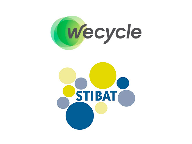 Wecycle en Stibat
