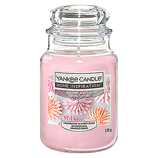 Yankee Candle Home Inspirations Duftkerze (Im Glas, Sugared Blossom, Large)