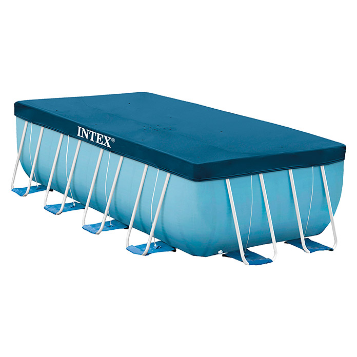Intex Pool-Abdeckplane (L x B: 400 x 200 cm)