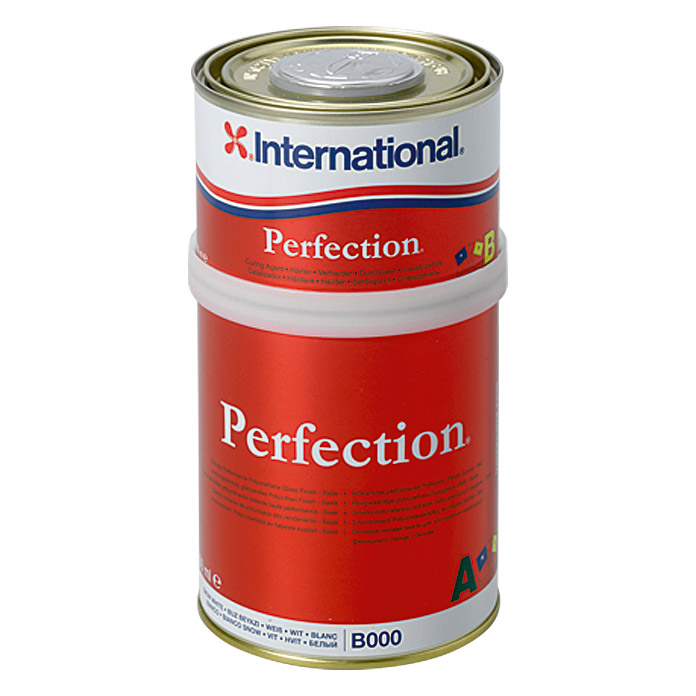 International Perfection  (Rot, A294)