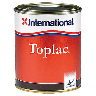 International Toplac 001 (Weiß, 750 ml)