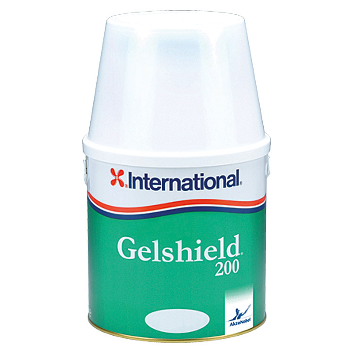 International Grundierung Gelshield 200 (Grün, 2,5 l) -