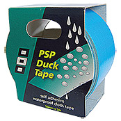 Duck Tape (Blau, 5 m x 50 mm)