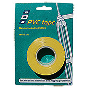 PSP ELECTRIC TAPE   GELB 20MX19mm