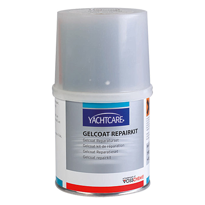 YC GELCOAT  REPAIR  KIT RAL 9001