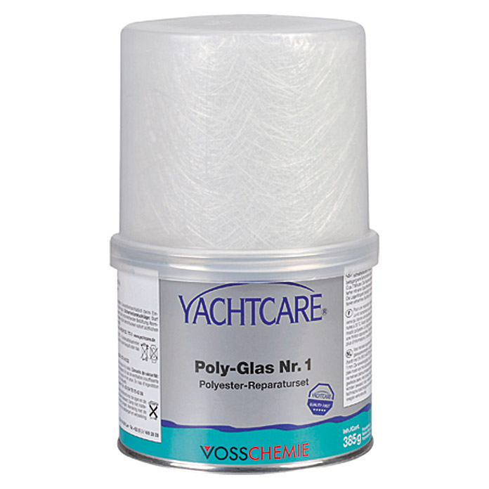 Yachtcare Polyglas Repair Kit Nr. 1