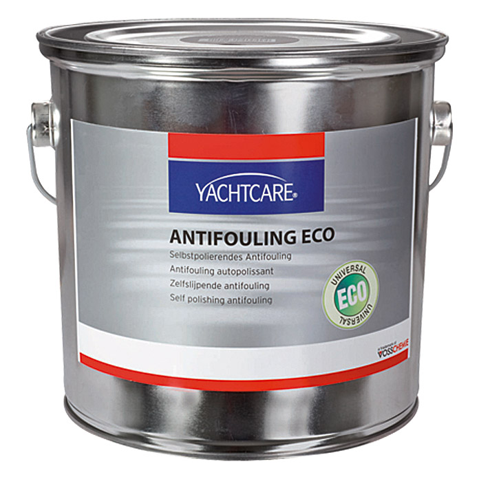 YC ECO SP ANTIFOULING RED 2,5 l