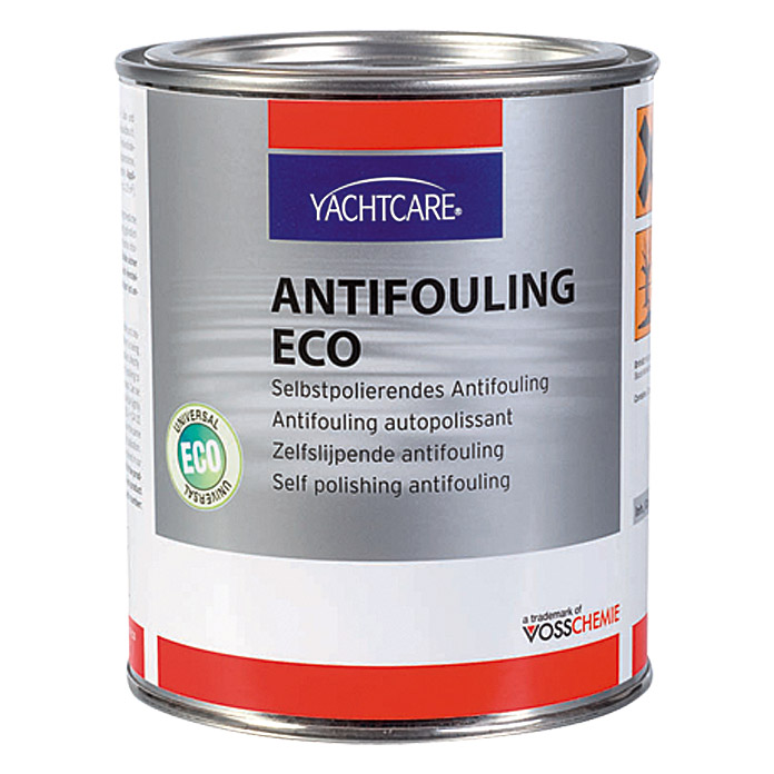 YC ECO SP ANTIFOULING BLACK 750 ml
