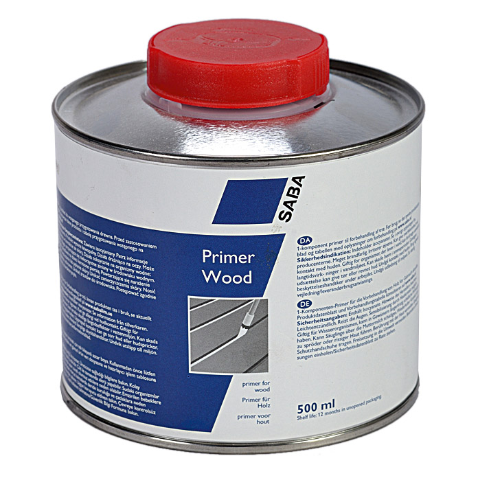 SABA PRIMER WOOD 500ml