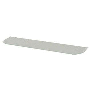 Duraline Trendy Estante de vidrio 2xR (Superficie: Satinado, 15 x 60 cm)