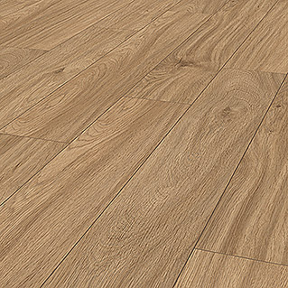 LOGOCLIC Aquaprotect Laminat Soft Oak (1.285 x 192 x 8 mm, Landhausdiele)