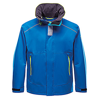 Marinepool Segeljacke Activity (XS, Herren, Blau)