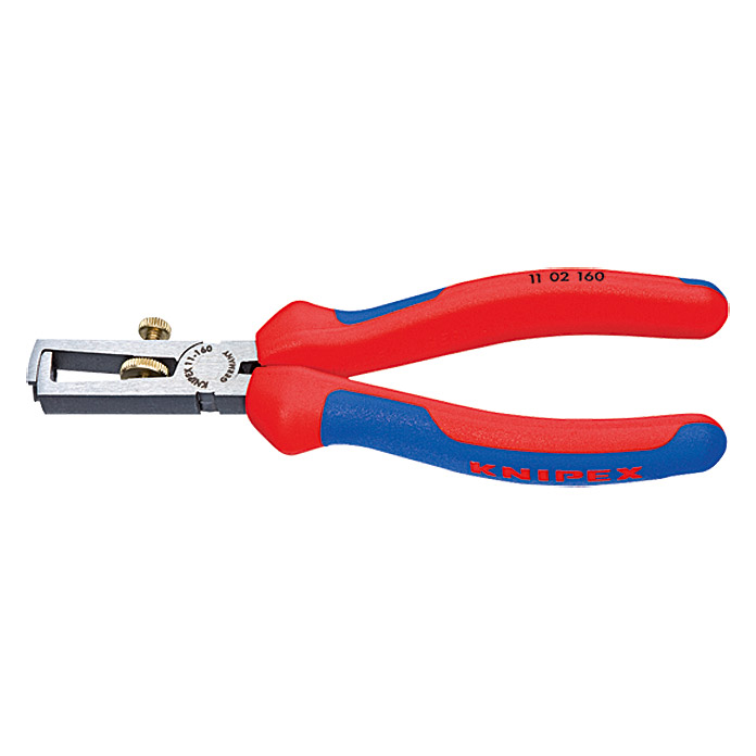ABISOLIER-ZANGE     160mm FUER0,5-6,0MM KNIPEX