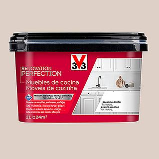 V33 Esmalte Cocinas Renovation Perfection centeno (2 l, Satinado)