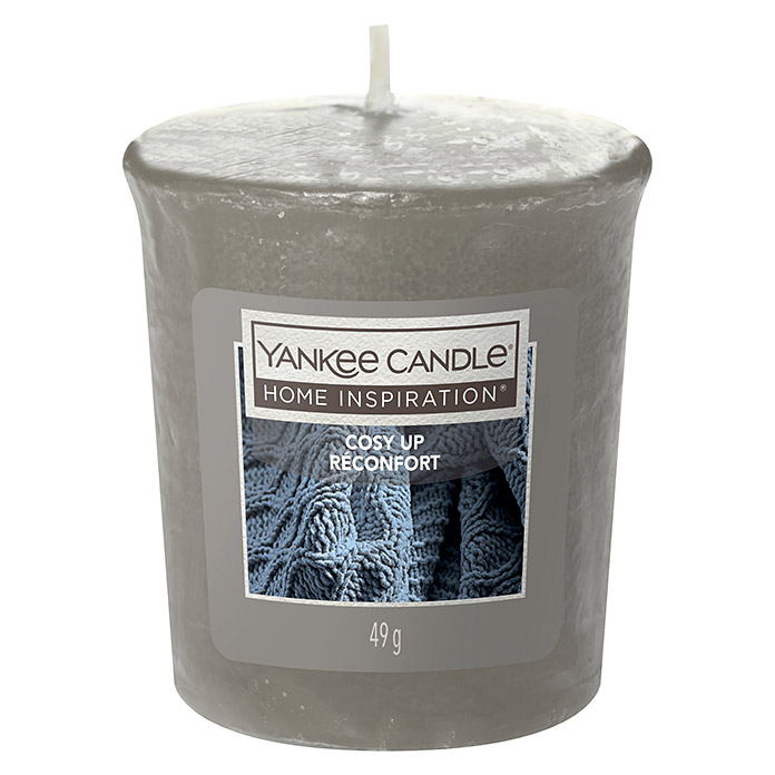 Yankee Candle Home Inspirations Votivkerze (Cosy Up, 49 g)