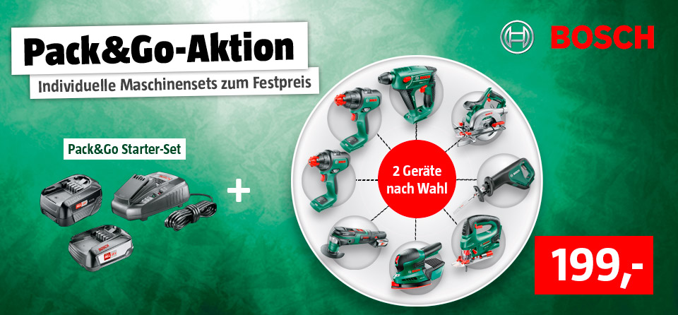 Bosch Pack&Go-Aktion November2019