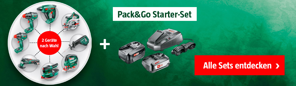 Pack&Go-Aktion von Bosch November19