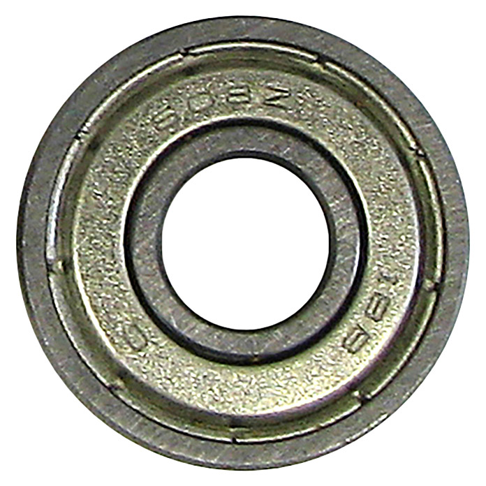 Kogellager 608-ZZ (Diameter: 22 mm, Breedte: 7 mm, Diameter asgat: 8 mm)