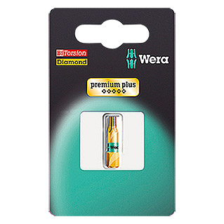 Wera Premium Plus Diamant Bit 867/1 BDC (TX 10, 25 mm)