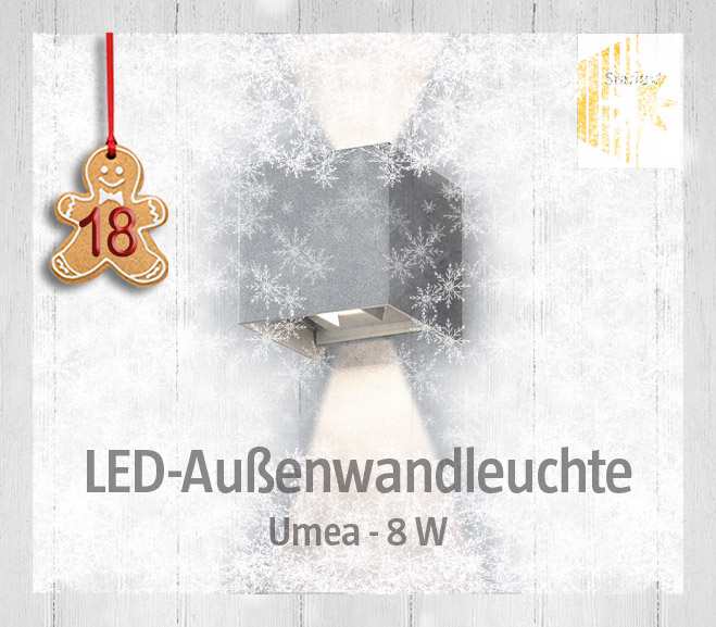 Adventskalender 2019 Türchen 18