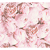 AS Creation Neue Bude 2.0 Vliestapete Pfingstrose (Rosa, Floral, 10,05 x 0,53 m)