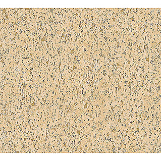 AS Creation Neue Bude 2.0 ED II Vliestapete Kork (Gelb/Gold, Uni, 10,05 x 0,53 m)