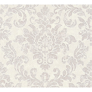 AS Creation Neue Bude 2.0 ED II Vliestapete Damask (Creme/Gold, Ornament, 10,05 x 0,53 m)