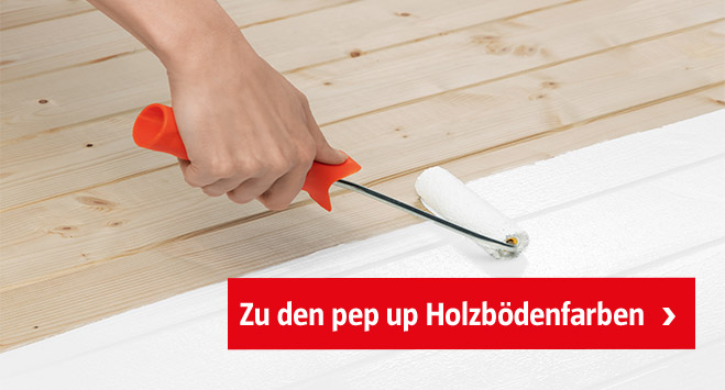 pep up Holzbodenfarbe
