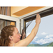 A- IS GITTER FENSTER100X100 cm ANTHRAZIT