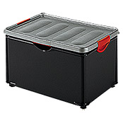 CLIPPER BOX 55 l    M. DECKEL ANTH/METAL59X40X33cm