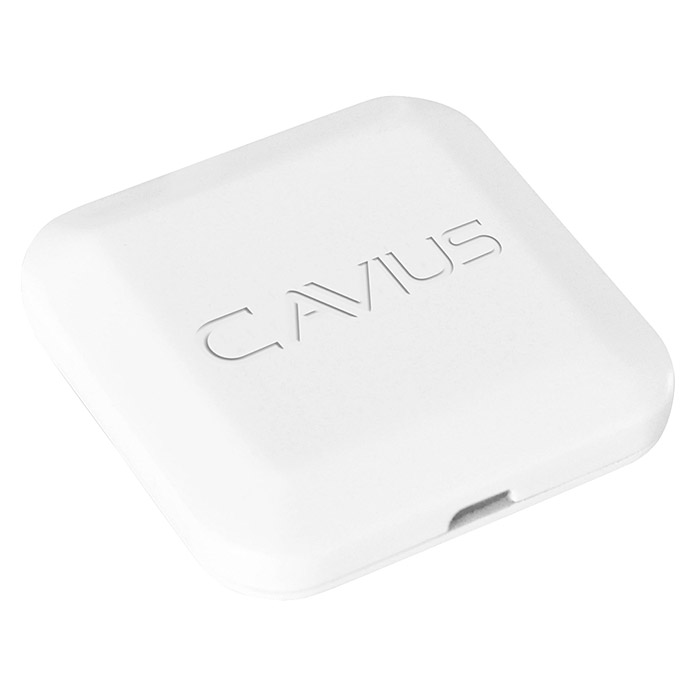 Cavius Alarmanlagen-Basisstation Wireless (L x B: 55 x 55 mm, Funk) -