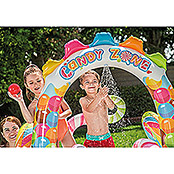 Intex Planschbecken Candy Zone Play Center (L x B x H: 295 x 191 x 130 cm, Mehrfarbig)