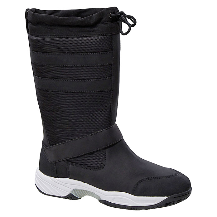 Marinepool Segelstiefel Element (43, Schwarz)