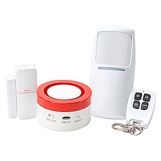 Garza Smart Home Pack de seguridad WiFi (WLAN)