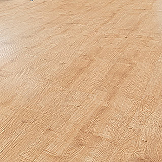 Vinylboden Black Forest Oak (1.220 x 150 x 4 mm, Landhausdiele)