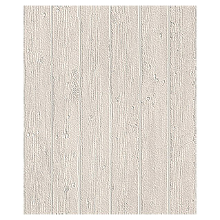 FREUNDIN HOME COLLECTION Vintage Vliestapete (Grau, Holzoptik, 10,05 x 0,53 m)