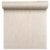 FREUNDIN HOME COLLECTION Sea Dream Vliestapete (Creme/Weiß, Holzoptik, 10,05 x 0,53 m)