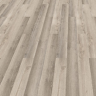 Vinylboden Rigid Eiche Colorado (1.220 x 180 x 3,5 mm, Landhausdiele)