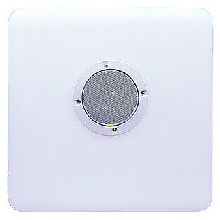 Starlux LED-Bluetooth-Lautsprecher Cube (2,7 W, 35 x 35 x 35 cm, IP44)