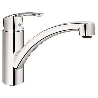 Grohe Start New Grifo de cocina (Cromo, Brillante, Caño abatible)