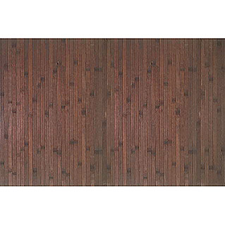 Alfombra Bamboo cool (Wengué, 200 x 140 cm)