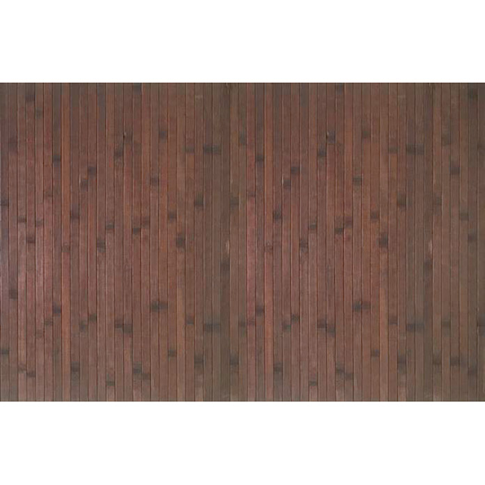 Alfombra Bamboo cool (Wengué, 90 x 60 cm)