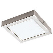 LED-AUFBAUSP.225X225NICKEL 4000K'TINUS'