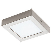 LED-AUFBAUSPOT TINUS170x170  NICKEL     TWEENLIGHT