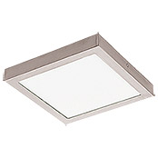 LED-DL 300X300 NICKEL 4000K 'TINUS'