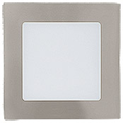 LED-EINBAUSPOT      120x120  NI. 3000K TWEENLIGHT