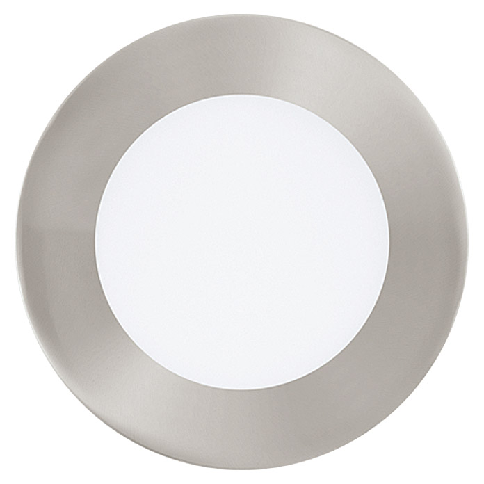 LED-EINBAUSPOT Ø120NICKEL-MATT 3000K
