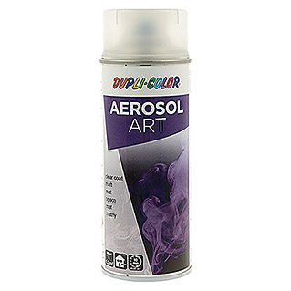 Dupli-Color Klarlack Aerosolart (Matt, 400 ml, Farblos)